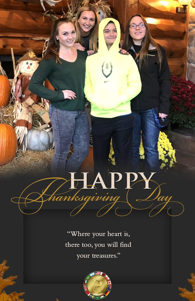 Happy Thanksgiving Day from Midwest
