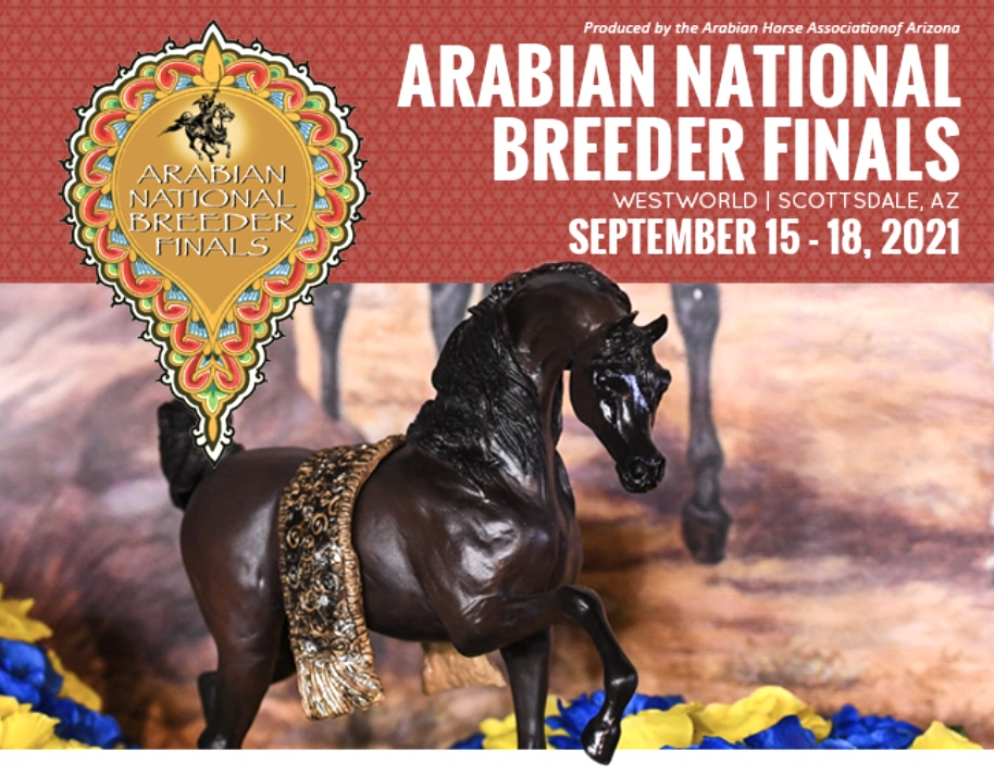 Arabian National Breeder Finals